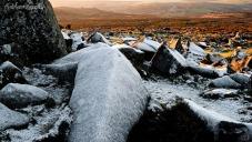 By Diddlecome Dawcock, Haytor frost, Dartmoor, https://www.flickr.com/photos/spolky/6886009870/