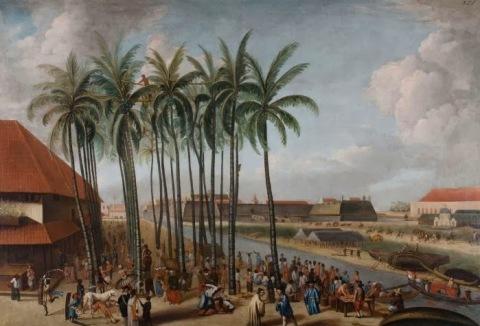 Benteng di Batavia