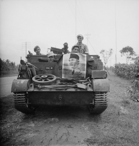 On to Malang 24 July 1947