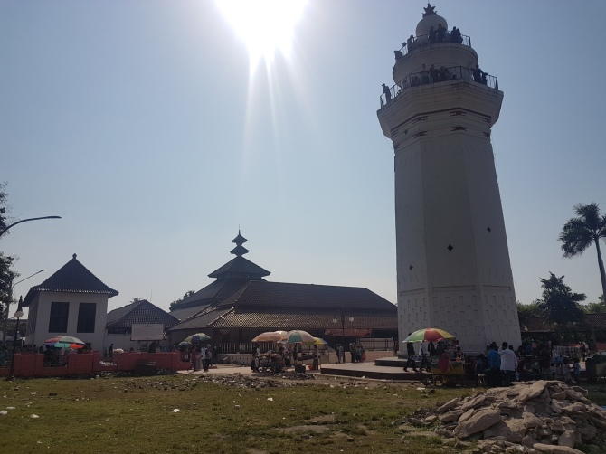 Banten Minaret