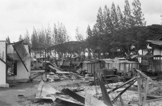 Cepu Destruction 10 January 1949