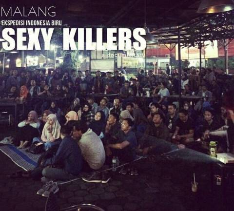 Sexy Killers WatchDoc Documentary Nobar Malang