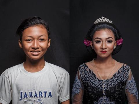 Ludruk Karya Budaya Mojokerto karya Ulet Ifansasti